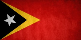 Timor-Leste flag