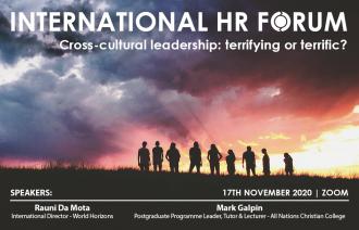 International HR Forum 17.11.20