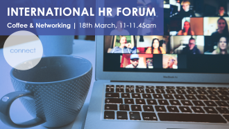 International HR Forum Coffee and Networking