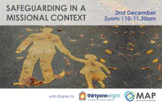 Safeguarding in a missional context webinar 2nd December