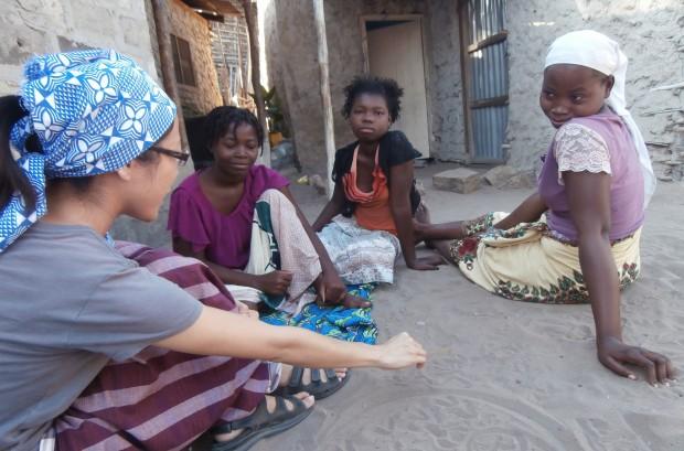 Work among the Mwani of Mozambique