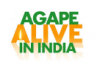 Agape Alive in India logo