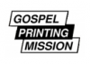 Gospel Printing Mission logo