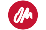 OM Logo Rounded