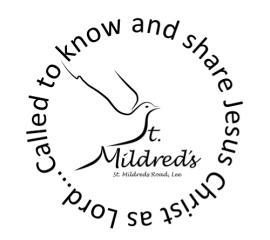 St Mildred's Church, Lee Logo