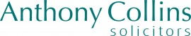 Anthony Collins Solicitors logo
