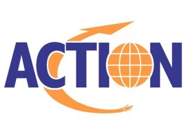Action International logo