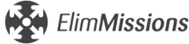 Elim Missions logo