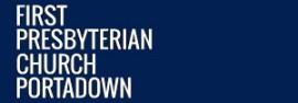 First Portadown Presbyterian Church logo