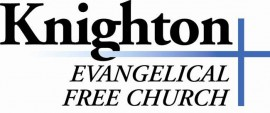 Knighton Evangelical Free Church logo