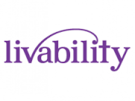 Livability logo - choices for disabled people