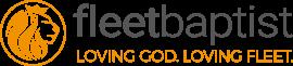 Fleet Baptist - loving God, loving Fleet