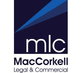 MacCorkell Legal and Commercial logo