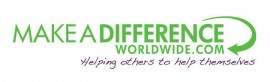 Make a Difference Worldwide logo