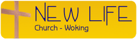 New Life Church Woking logo