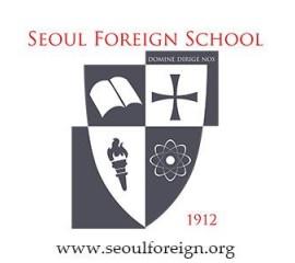 Seoul Foreign School logo