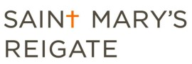 St Mary's Reigate logo