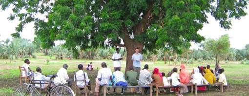 Teaching in Sudan